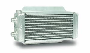 AFCO RACING PRODUCTS #80268-12 Oil Cooler 11.5 x 8.25 12an Fittings