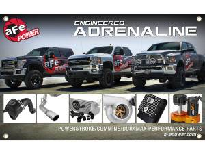 Marketing Material Banne r Dodge/Ford/GM Diesel * CLOSEOUT ITEM CALL 1-800-603-4359 FOR BEST PRICE