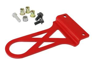 AFE POWER #450-401002-R 97-04 Corvette Tow Hook Front Red
