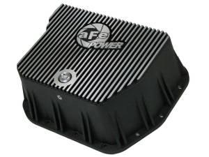 AFE POWER #46-70052 Transmission Pan Deep Al Dodge 46RE 46RH 47RH 48R