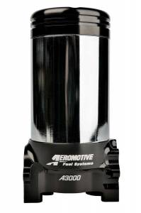 AEROMOTIVE #11216 A3000 Fuel Pump Drag Race Carbureted