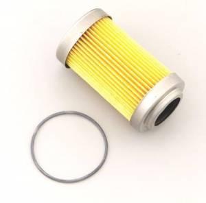 AEROMOTIVE #12601 Fuel Filter Element - 10-Micron Paper