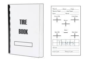 ALLSTAR PERFORMANCE #ALL041 Asphalt Tire Book