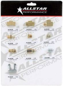 ALLSTAR PERFORMANCE #ALL083 Brake Fitting Display 4 of 4