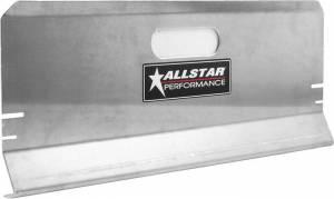 Aluminum Toe Plates 1pr