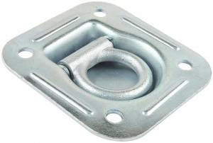 ALLSTAR PERFORMANCE #ALL10210 Recessed D-Ring Heavy Duty