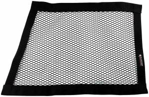 ALLSTAR PERFORMANCE #ALL10299 Mesh Window Net Black Non SFI 22 x 27 x 18