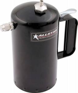 ALLSTAR PERFORMANCE #ALL10516 Steel Sprayer Black