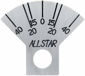 ALLSTAR PERFORMANCE #ALL10752 Caster Plate