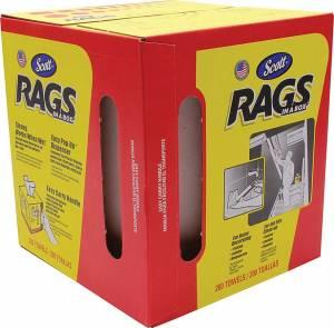 ALLSTAR PERFORMANCE #ALL12005 Scott Rags in Box 200ct