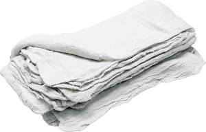 ALLSTAR PERFORMANCE #ALL12011 Shop Towels White 25pk