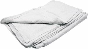 ALLSTAR PERFORMANCE #ALL12012 Terry Towels White 12pk