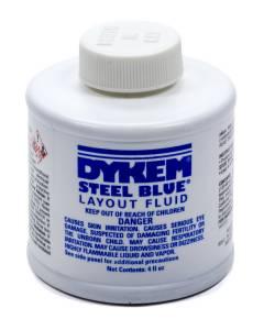 ALLSTAR PERFORMANCE #ALL12070 Dykem Layout Fluid 4oz Brush in Cap