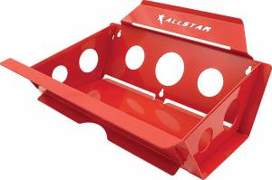 ALLSTAR PERFORMANCE #ALL12241 Shop Towel Holder Red Discontinued * Special Deal Call 1-800-603-4359 For Best Price