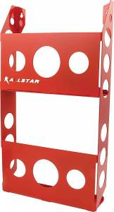 ALLSTAR PERFORMANCE #ALL12243 Magazine Rack Double Red Discontinued * Special Deal Call 1-800-603-4359 For Best Price