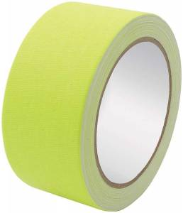 ALLSTAR PERFORMANCE #ALL14148 Gaffers Tape 2in x 45ft Fluorescent Yellow