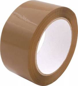 ALLSTAR PERFORMANCE #ALL14161 Shipping Tape 2 x 330ft Tan