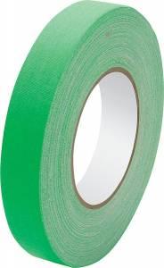 ALLSTAR PERFORMANCE #ALL14245 Gaffers Tape 1in x 150ft Fluorescent Green