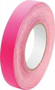 ALLSTAR PERFORMANCE #ALL14246 Gaffers Tape 1in x 150ft Fluorescent Pink