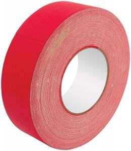 ALLSTAR PERFORMANCE #ALL14252 Gaffers Tape 2in x 165ft Red