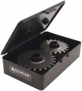 ALLSTAR PERFORMANCE #ALL14351-10 QC Gear Tote Plastic Black 10pk
