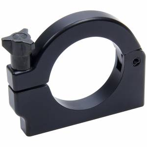 ALLSTAR PERFORMANCE #ALL14409 Round Tank Bracket 2.00 Black