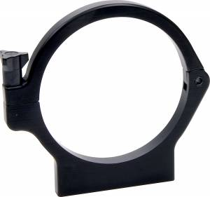 ALLSTAR PERFORMANCE #ALL14415 Round Tank Bracket 4.00 Black