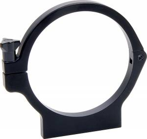 ALLSTAR PERFORMANCE #ALL14419 Round Tank Bracket 4.25 Black