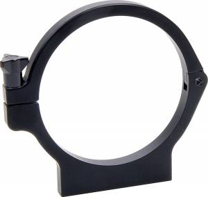 ALLSTAR PERFORMANCE #ALL14423 Round Tank Bracket 4.375 Black