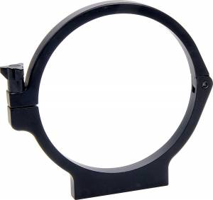 ALLSTAR PERFORMANCE #ALL14431 Round Tank Bracket 5.25 Black