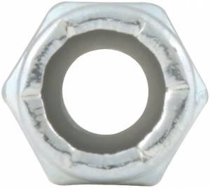 ALLSTAR PERFORMANCE #ALL16010-10 Nylon Insert Nuts 1/4-20 10pk