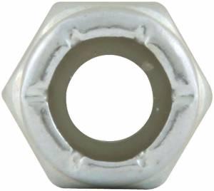 ALLSTAR PERFORMANCE #ALL16020-10 Thin Nylon Insert Nuts 1/4-20 10pk