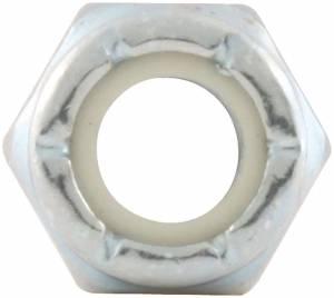 ALLSTAR PERFORMANCE #ALL16060-10 Nylon Insert Nuts 1/4-28 10pk