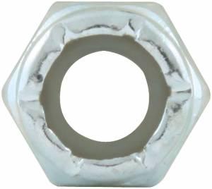 ALLSTAR PERFORMANCE #ALL16070-10 Thin Nylon Insert Nuts 1/4-28 10pk