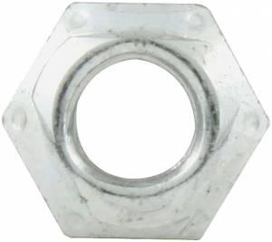 ALLSTAR PERFORMANCE #ALL16080-10 Mechanical Lock Nuts 1/4-28 10Pk