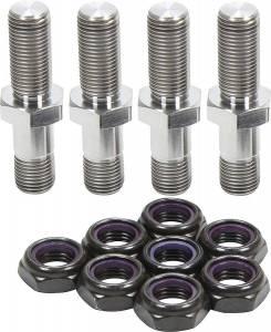 ALLSTAR PERFORMANCE #ALL17026 Steering Stud Kit Titanium