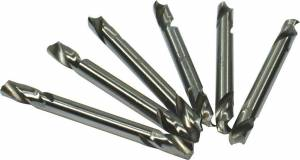 ALLSTAR PERFORMANCE #ALL18204 3/16 Double Ended Drill Bit 6pk