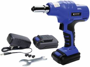 ALLSTAR PERFORMANCE #ALL18212 Cordless Rivet Gun