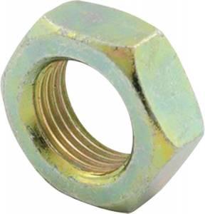 ALLSTAR PERFORMANCE #ALL18257-10 7/16-20 LH Steel Jam Nuts 10pk