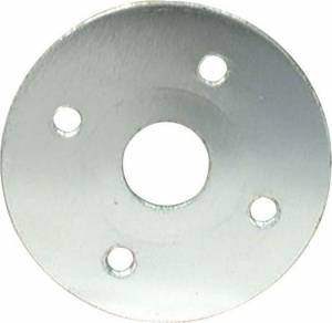 ALLSTAR PERFORMANCE #ALL18519 Scuff Plate Aluminum 3/8in Hole 4pk