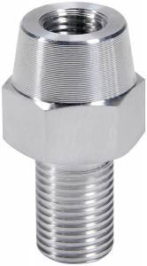 ALLSTAR PERFORMANCE #ALL18526 Hood Pin Adapter 1/2-20 Male to 3/8-24 Female