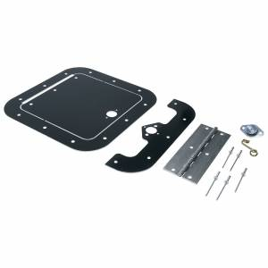 ALLSTAR PERFORMANCE #ALL18540 Access Panel Kit Black 6in x 6in