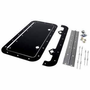 ALLSTAR PERFORMANCE #ALL18542 Access Panel Kit Black 6in x 14in