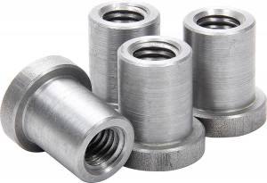 ALLSTAR PERFORMANCE #ALL18552 Weld On Nuts 1/2-13 Long 4pk