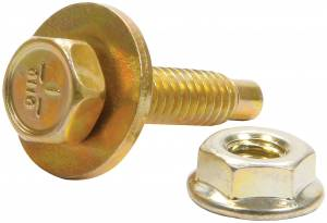ALLSTAR PERFORMANCE #ALL18561 Body Bolt Kit 10pk Gold 1-1/8in