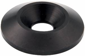 Countersunk Washer Blk 1/4in x 1in 50pk