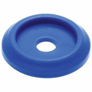 ALLSTAR PERFORMANCE #ALL18848 Body Bolt Washer Plastic Blue 10pk