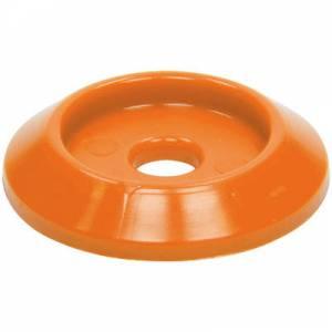 ALLSTAR PERFORMANCE #ALL18849 Body Bolt Washer Plastic Orange 10pk