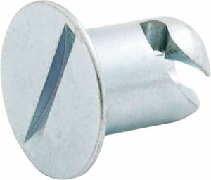 ALLSTAR PERFORMANCE #ALL19190 Flush Hd Fasteners 7/16 .400in 10pk Steel