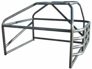 ALLSTAR PERFORMANCE #ALL22109 Roll Cage Kit Deluxe Offset Int Metric
